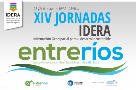 La XIV jornada de Idera se llevará a cabo en Entre Ríos