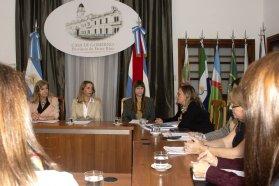 Junto a Unicef la provincia constituyó la Mesa de Primera Infancia para Entre Ríos
