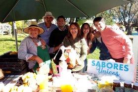 Feliciano fue el escenario de la  13  Feria de Alimentos Artesanales y Agricultura Familiar
