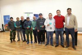 Pescadores artesanales recibieron el carnet de pesca habilitante
