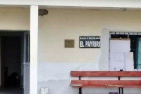 Finalizaron las obras en el centro de salud El Payriri en Lucas Norte