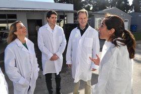 El gobierno provincial refuerza el apoyo a las Pymes para generar más desarrollo y empleo