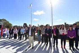 Bordet ratificó su compromiso de seguir mejorando la infraestructura educativa