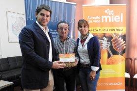 Una campaña que promueve el consumo de miel se desarrolla en la provincia
