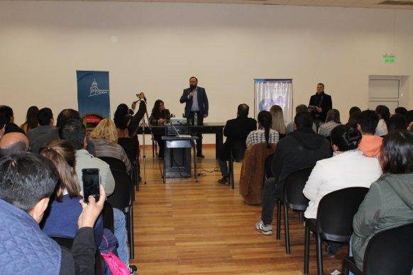 Se realizó una capacitación en violencia Laboral e Higiene y Seguridad en Villaguay