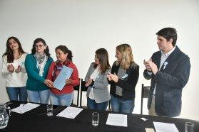 Se realizó un encuentro de mujeres campesinas organizadas en Villaguay