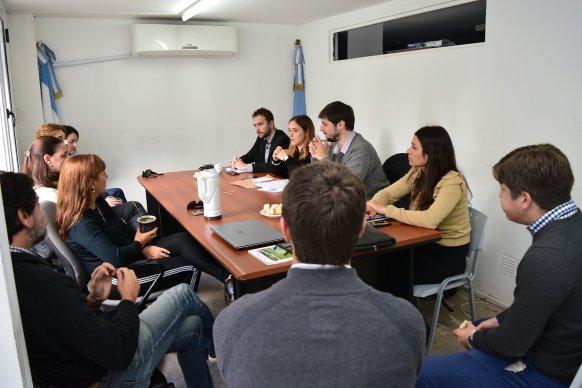 Capacitan para la modernización de las cadenas productivas entrerrianas