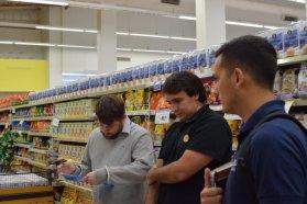 Monitorean en la provincia el programa de precios esenciales