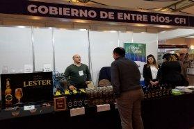 Cerveza entrerriana en Expo Delicatessen & Vinos 2019