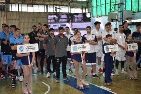 Concordia albergó la Final Nacional de 3x3 Torneo Federal de Básquetbol