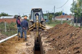 Constatan el 45 por ciento de avance en la obra de Concepción del Uruguay