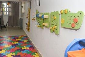 Se inauguraron las refacciones de la residencia socio educativa Ramón Otero de Paraná