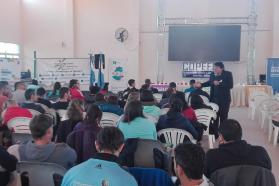 Gualeguaychú fue sede del Congreso Internacional de Educación Física