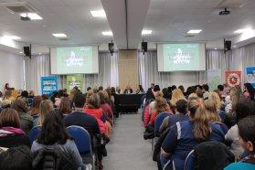 Se realizó el lanzamiento departamental de la Campaña Crianza sin Violencia