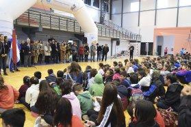 Alrededor de 600 estudiantes participaron del Inter CEF en Concepción del Uruguay