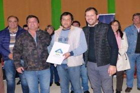 Familias de Rosario del Tala y Maciá cuentan con las escrituras de sus viviendas sociales