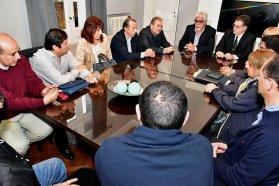 Salud y el municipio de Concordia firmaron un convenio que permitirá compartir historias clínicas
