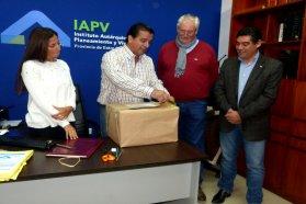 Un oferente para construir viviendas con recursos provinciales en María Grande