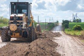 Recuperarán 50 equipos viales para el mejoramiento de los caminos