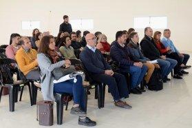 Municipios entrerrianos se capacitaron sobre normativa ambiental en Valle María
