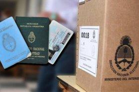 Las oficinas del Registro Civil estarán abiertas durante las Elecciones Generales