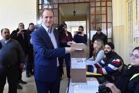Bordet confió en una masiva participación del padrón electoral