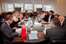 Entre Ríos participó de la asamblea extraordinaria del  Consejo Vial Federal