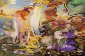 Muestra nacional de pintura en el Museo Provincial de Bellas Artes