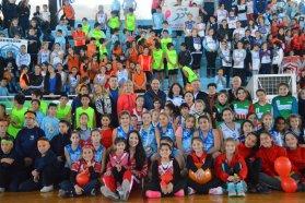 El gobierno provincial acompañó el Día Nacional del Minibásquet