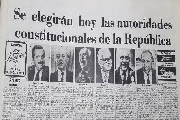 Publican línea de tiempo sobre los procesos electorales de Entre Ríos