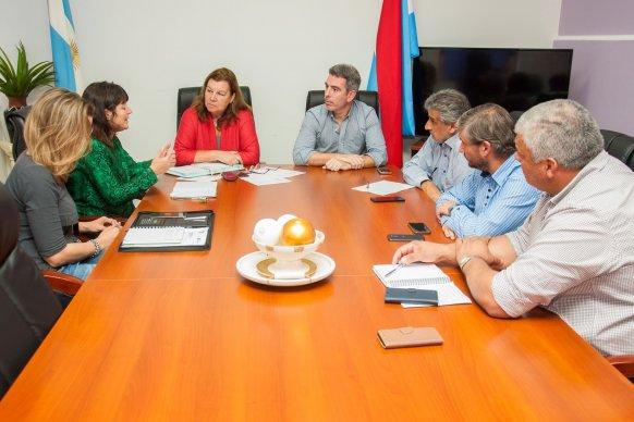 Vialidad y la Secretaría de Turismo coordinan acciones para atraer visitantes
