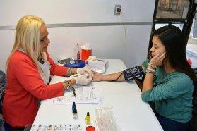 Convocan a donar sangre para salvar vidas