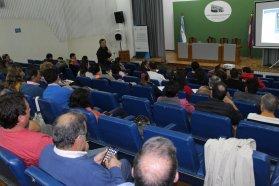 Directivos de escuelas agrotécnicas se capacitaron en agroecológica
