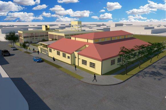 La provincia ampliará la escuela Normal de Colón
