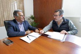 La provincia avanza con obras y nuevos proyectos en San Salvador