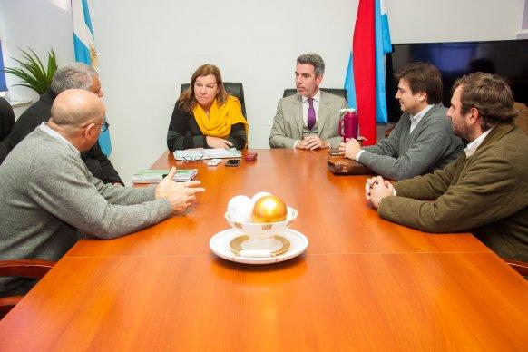 Planifican mejoras viales para distintos puntos del departamento Gualeguay