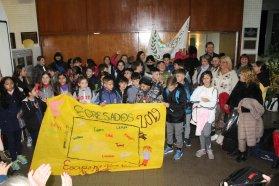 Entrerrianos de sexto grado viajaron a Córdoba en su viaje de egresados través de Turismo Educativo