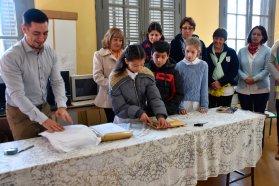 Tres empresas presentaron sus ofertas para la terminación de la escuela Alvear de Nogoyá