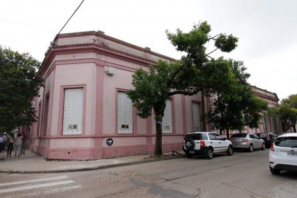 La Escuela Rocamora de Gualeguaychú presenta un 48 por ciento de avance