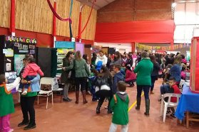 Se lanzó la instancia escolar de Feria de Educación del Nivel Inicial en Federación