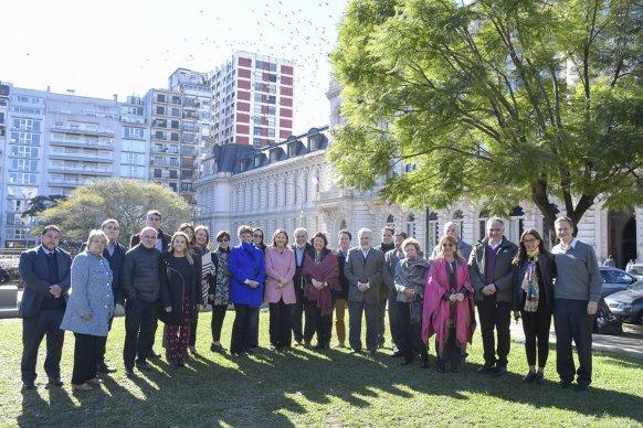 Entre Ríos presente en la reunión del Consejo Federal de Educación