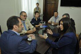 Se presentó al gobierno provincial el encuentro de Scouts de Argentina en Valle María