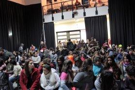 Se realizó un encuentro de jóvenes organizado por el Copnaf