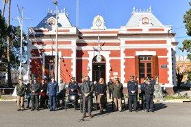 El gobierno provincial acompañó a la Prefectura en un nuevo aniversario