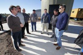 Ingresa en su etapa final el plan director de agua potable de Villaguay
