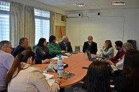 Jornadas de trabajo de Salud y Atención Pública en Concepción del Uruguay