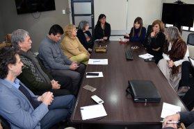 La provincia busca conformar una red de cuidados paliativos