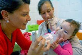 Salud refuerza un sistema de atención diferenciada de enfermedades respiratorias