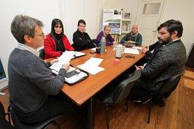 La provincia evalúa acciones para mitigar los efectos del clima en Gualeguaychú