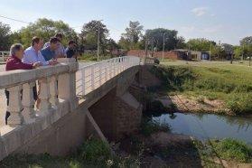 Se aprobó el financiamiento para la etapa final de la sistematización del Arroyo Manzores.